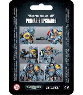 Warhammer 40,000: Space Wolves (Primaris Upgrades)
