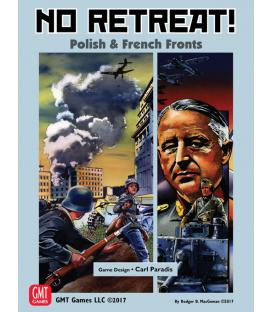 No Retreat! The French & Polish Fronts (Inglés)