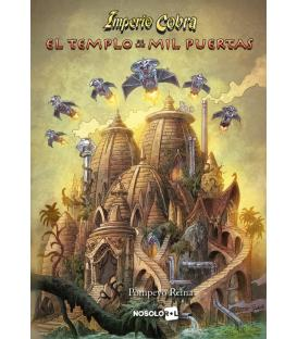 Imperio Cobra: El Templo de las Mil Puertas