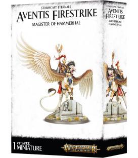 Warhammer Age of Sigmar: Stormcast Eternals Aventis Firestrike (Magister of Hammerhall)