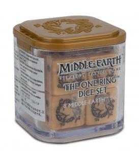 Middle-Earth Strategy Battle Game: The One Ring Dice Set