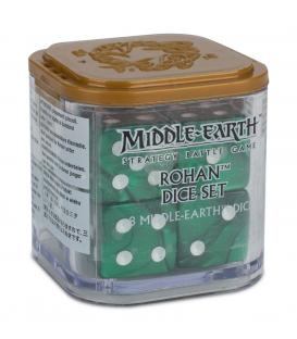 Middle-Earth Strategy Battle Game: Rohan Dice Set