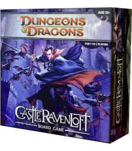 Dungeons & Dragons: Castle Ravenloft (Inglés)