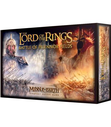 Middle-Earth Strategy Battle Game: The Lord of the Rings Battle of Pelennor Fields (Inglés)