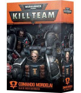 Warhammer Kill Team: Comando Mordelai (Caja de Inicio Deathwatch)