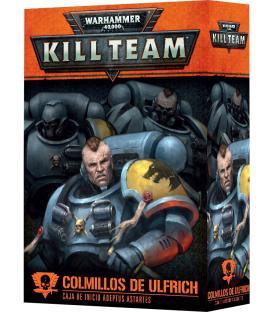Warhammer Kill Team: Colmillos de Ulfrich (Caja de Inicio Adeptus Astartes)