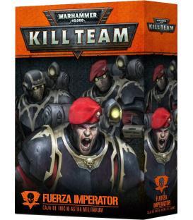 Warhammer Kill Team: Fuerza Imperator (Caja de Inicio Astra Militarum)