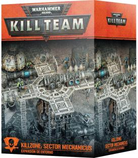 Warhammer Kill Team: Killzone Sector Mechanicus (Expansión de Entorno)