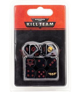 Warhammer Kill Team: Astra Militarum Dice