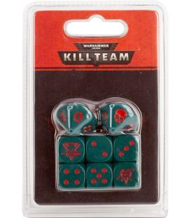 Warhammer Kill Team: Drukhari Dice