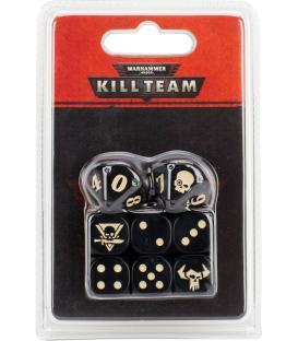 Warhammer Kill Team: Orks Dice