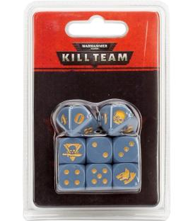 Warhammer Kill Team: Space Wolves Dice