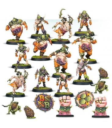 Blood Bowl: The Nurgle's Rotters