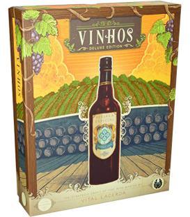 Vinhos: Deluxe Edition (Inglés)