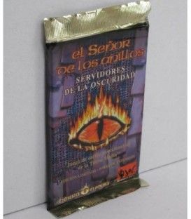 Servidores de la Oscuridad - Sobre de Expansión (Castellano)