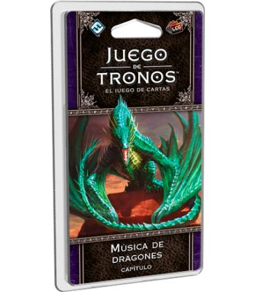 Juego de Tronos LCG: Música de Dragones / Danza de Sombras 4