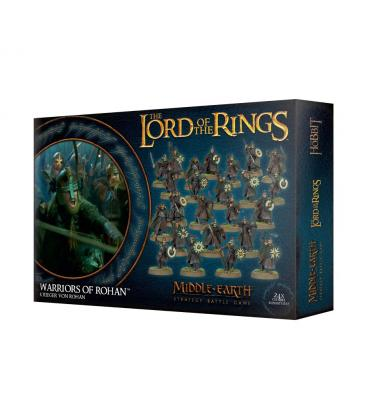Middle-Earth Strategy Battle Game: Warriors of Rohan