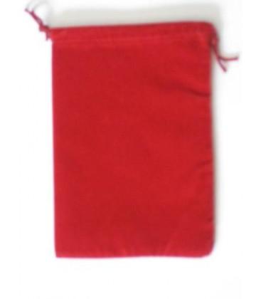Bolsa Chessex para Dados - Rojo