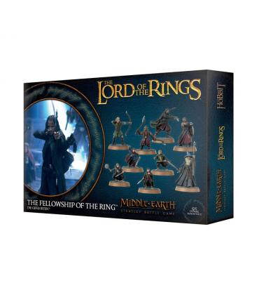Middle-Earth Strategy Battle Game: The Fellowship of the Ring