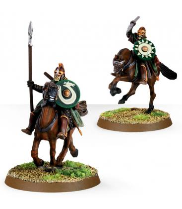 Middle-Earth Strategy Battle Game: Riders of Rohan