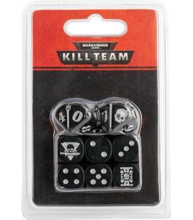 Warhammer Kill Team: Deathwatch Dice