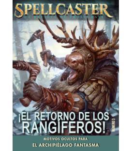 Frostgrave: Revista Spellcaster nº3