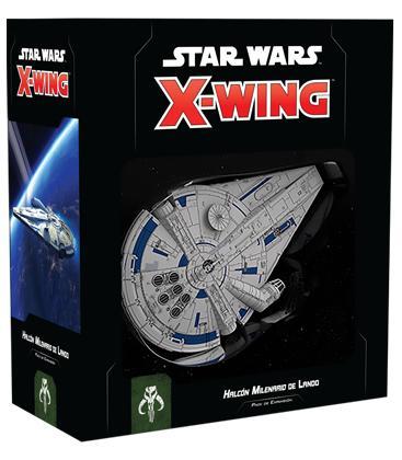 Star Wars X-Wing 2.0: Halcón Milenario de Lando