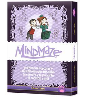 Mind Maze: Cosas Raras