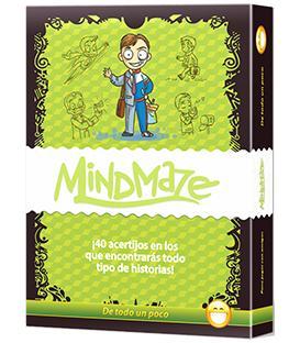 Mind Maze: De Todo un Poco