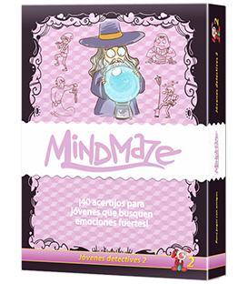Mind Maze: Jóvenes Detectives 2