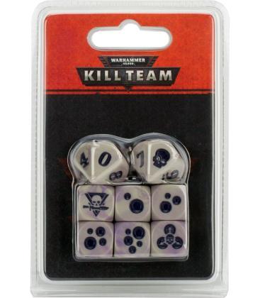 Warhammer Kill Team: Gellerpox Infected Dice