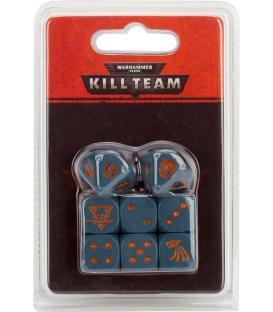 Warhammer Kill Team: Elucidian Starstriders Dice