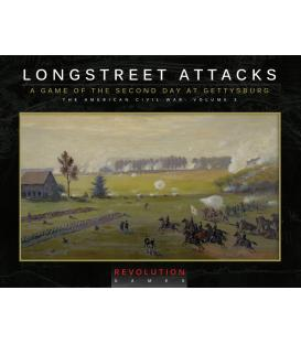Longstreet Attacks: The Second Day at Gettysburg