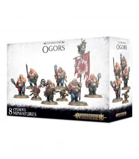 Warhammer Age of Sigmar: Beasts of Chaos (Ogors)