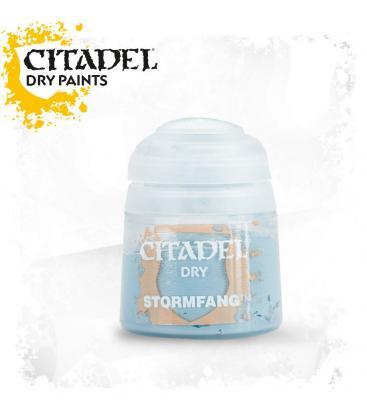 Pintura Citadel: Dry Stormfang