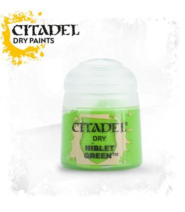 Pintura Citadel: Dry Niblet Green