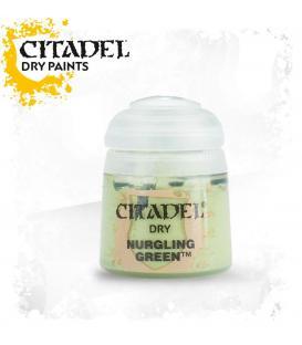 Pintura Citadel: Dry Nurgling Green