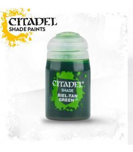 Pintura Citadel: Shade Biel-Tan Green