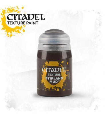 Pintura Citadel: Texture Stirland Mud