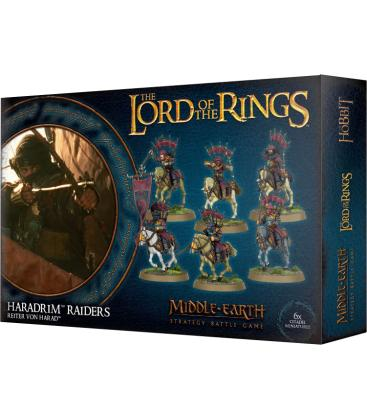 Middle-Earth Strategy Battle Game: Haradrim Raiders