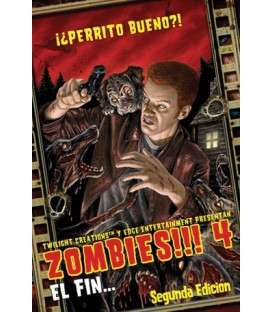 Zombies!!! 4: El fin?
