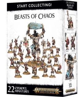 Warhammer Age of Sigmar: Beasts of Chaos (Start Collecting)