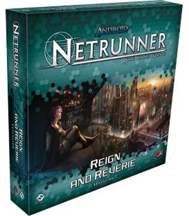 Android Netrunner: Reign and Reverie (Inglés)