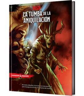 Dungeons & Dragons: La Tumba de la Aniquilación