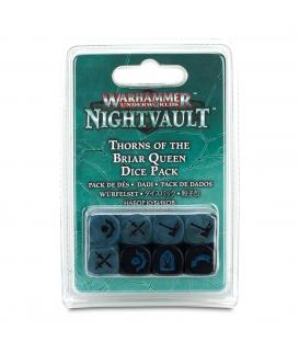 Warhammer Underworlds Nightvault: Thorns of the Briar Queen (Pack de Dados)