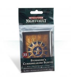 Warhammer Underworlds Nightvault: Stormsire's Cursebreakers Sleeves (Fundas)