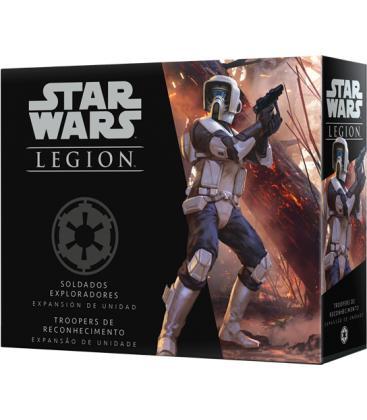 Star Wars Legion: Soldados Exploradores