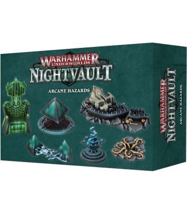 Warhammer Underworlds Nightvault: Peligros Arcanos