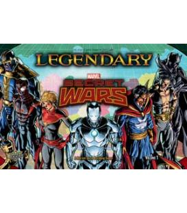 Legendary: Secret Wars Vol.I (Inglés)