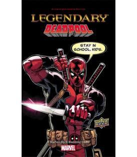 Legendary: Deadpool (Inglés)